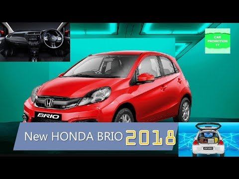 The New Honda Brio Price India