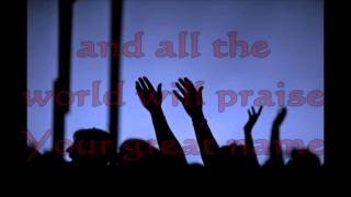 Your Great Name - Natalie Grant lyrics
