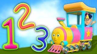 число песня | Number Song | детские стишки для детей | песня в россии для детей | видео песни