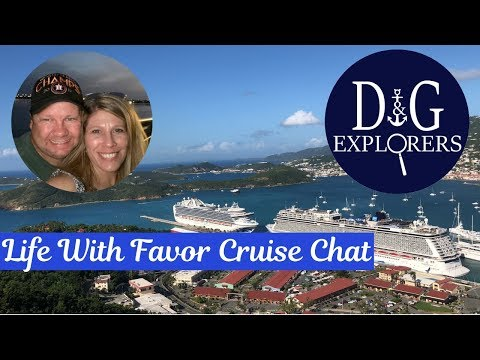 Live With Favor Cruise Chat