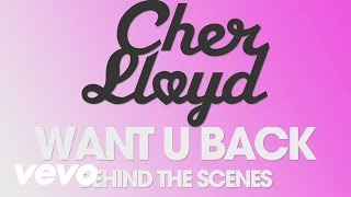 Cher Lloyd - Want U Back - Behind The Scenes ft. Astro