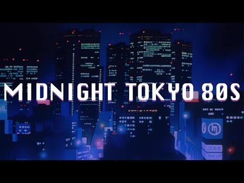 🏮🏮Midnight Tokyo 80s シティポップ Retrowave Mix🏮🏮