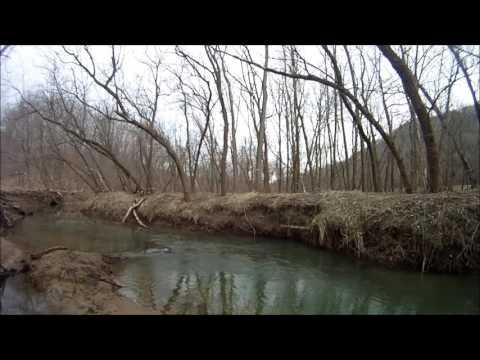 Southern Wisconsin Sugar Creek Trout Fishing