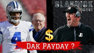 Should Dak Prescott get PAID! - Coach Jason Brown- Ep.21