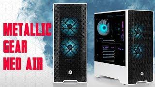 [Cowcot TV] Présentation boitier Metallicgear Neo Air