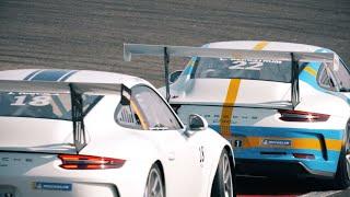 Porsche Sprint Challenge Middle East - Season 11, Round 1, Race 3