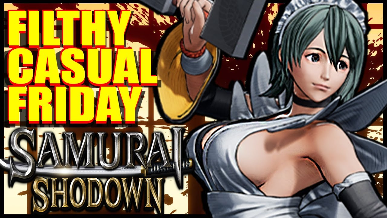 Samurai Shodown Iroha: Filthy Casual Friday