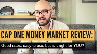 Capital One Money Market Review: Why it became my EMERGENCY FUND!