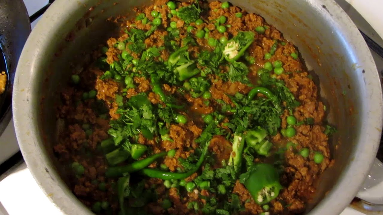 How to make the perfect keemakheema with peas indian minced meat how to make the perfect keemakheema with peas indian minced meat with green peas recipe forumfinder Gallery
