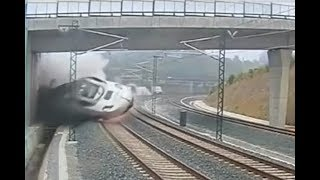 accident cought on cctv