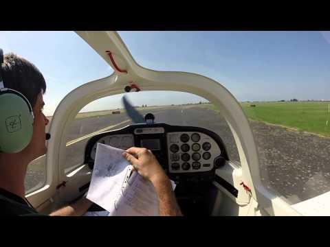 Navigation Toussus-Melun (avec radio)