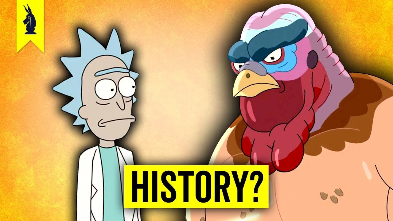 Download Rick and Morty: How Myths Make Nations