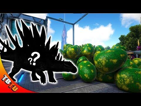 Ark Kentrosaurus Color Mutations! Ark Survival Evolved Mutation Zoo