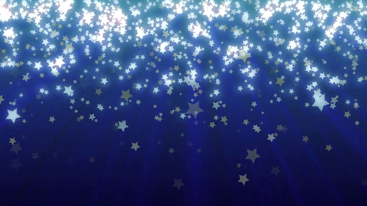 falling stars background free looping star background for videos