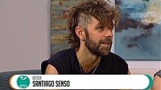 "Santi Senso en VTV ""Día a Día"" Uruguay - Musical Tan Lejos"