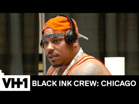 Van Shuts Down Evenitas Flirting | Black Ink Crew: Chicago