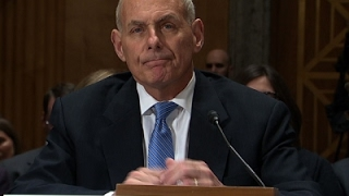 Kelly Says US Border Security Top Priority