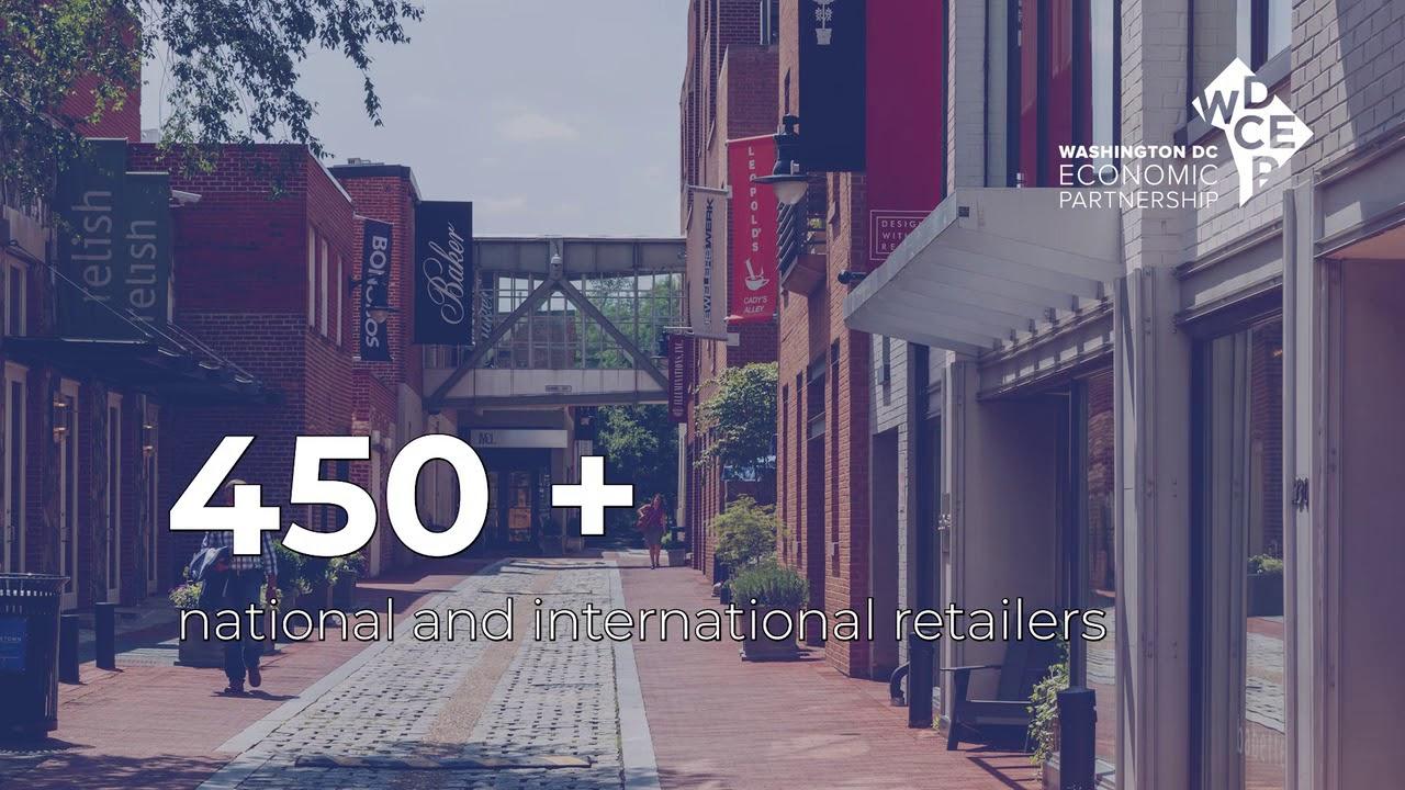 DC's Neighborhoods + Commercial Corridors