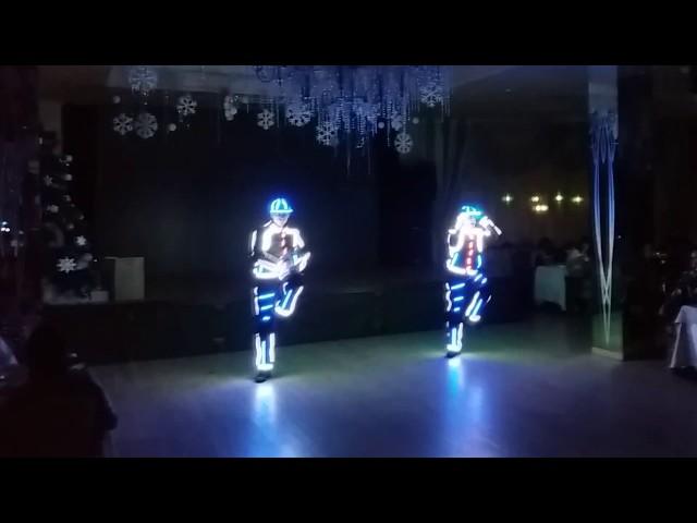 Световое шоу. Шоу-балет LIGHT.