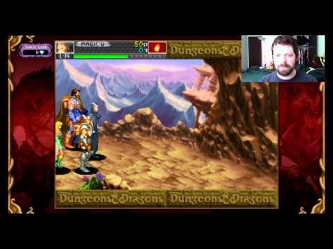 Not So Pro - Dungeons & Dragons: Chronicles of Mystara Demo |