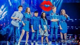 Tim, Noralie, Abu, Robin, Oona & Katarina - Year 3000 - Lyrics { The Voice Kids Edition}