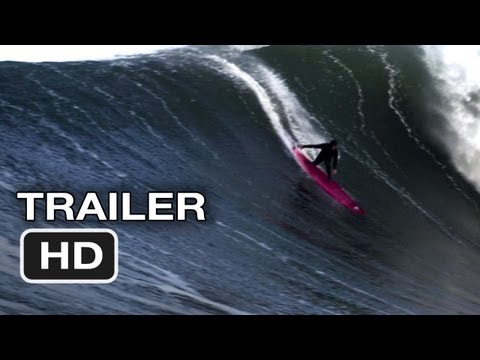 Chasing Mavericks NEW TRAILER #2 (2012) Gerard Butler Surfing Movie HD