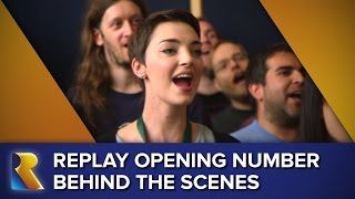 Rare Replay Opening Number: Behind the Scenes