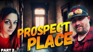 HAUNTED TAROT EXPERIMENT   Ohio's PROSPECT PLACE   Part 2