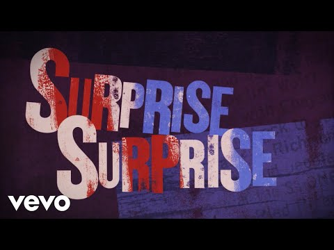 Surprise, Surprise (Lyric Video)