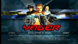 Yager - Original Xbox Gameplay