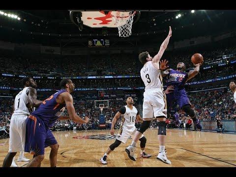 Phoenix Suns Top 10 Plays of the 2014-15 Season
