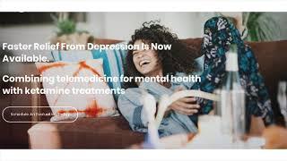 Balance Ketamine Clinics : Treatment For Depression