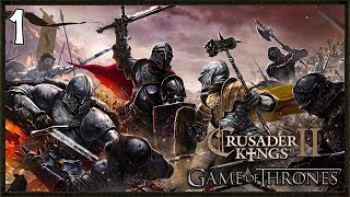 The North Remembers! - Crusader Kings 2 Game Of Thrones Multiplayer #1