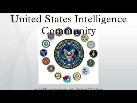United States Intelligence Community