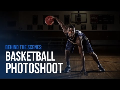 Behind the Scenes: Cfa Academy Winter Sports Photoshoot (2015)