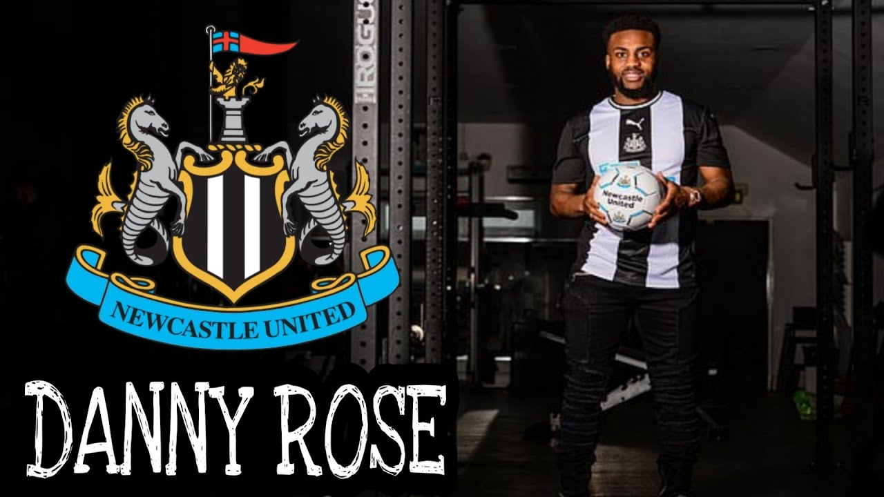 Download Danny Rose Signs For Newcastle United On Loan from Spurs 🌹⚫⚪