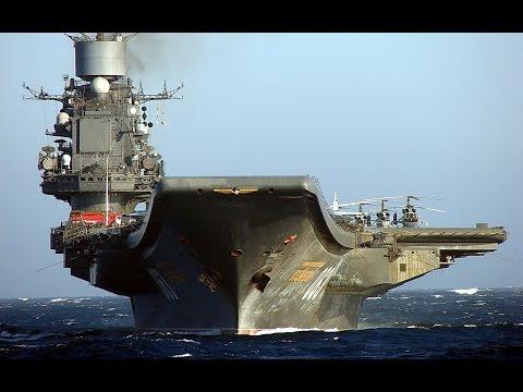Топ 10 - Самые большие корабли российского флота