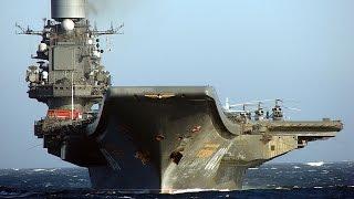 Топ 10 - Самые большие корабли российского флота(Сегодня Военно-Морской флот РФ состоит из четырёх флотов: Балтийского, Черноморского, Северного, Тихоокеан..., 2016-06-10T13:45:25.000Z)