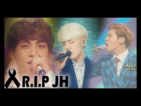 [Show! Music core] remembrance video of JONGHYUN