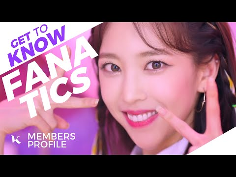 FANATICS (파나틱스) Members Profile (Birth Names, Birth Dates, Positions etc..) [Get To Know K-Pop]