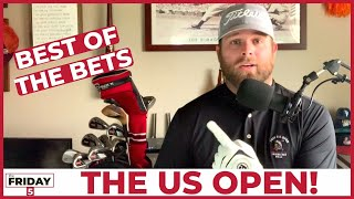 US Open Golf - The Best Of The Bets
