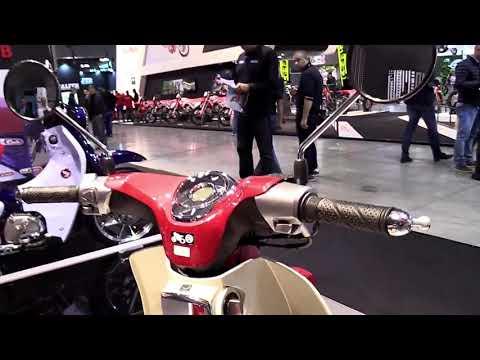 2019 Honda Super Cub 125 Scooter Review