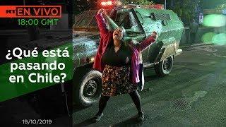 ¿qué Está Pasando En Chile - Noticiero Rt 19102019