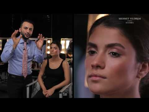 ''Esmer Tenlerde Bronz Tonlarda Makyaj Uygulaması'' Mehmet Yıldırım