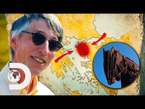 How Do Archaeologists Know This Is The Legendary City Of Troy? | Blowing Up History: Seven Wonders