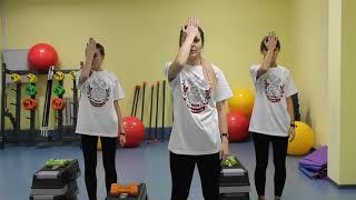 Ккомплекс упражнений для укрепления мышцы шеи