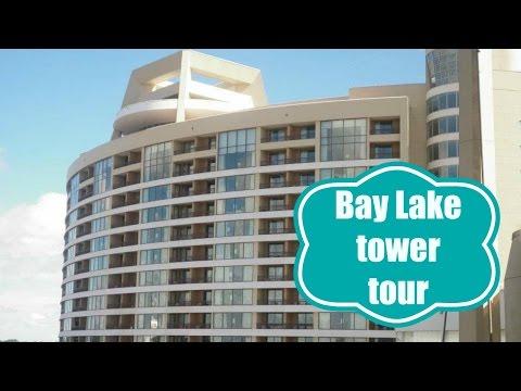 Disney's Bay Lake Tower resort tour