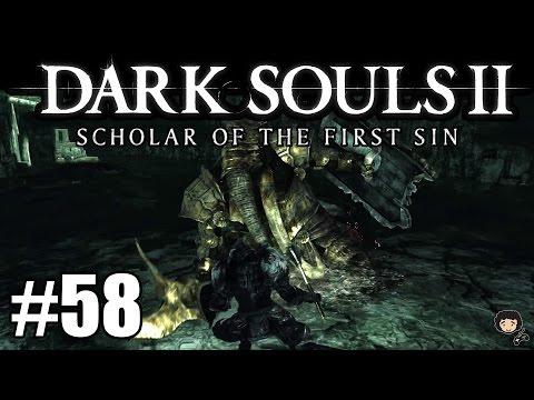 Dark Souls 2: Scholar of the First Sin | Episodio 58 | Ensenada Piedra Brillante Tseldora