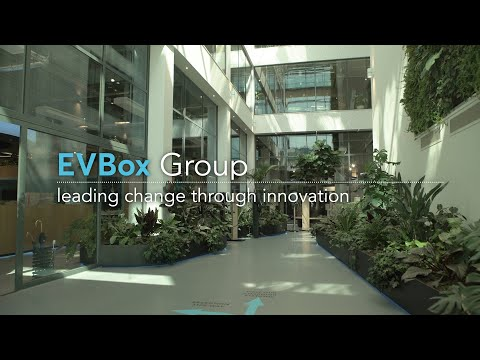 EVBox Group - Leading change through innovation