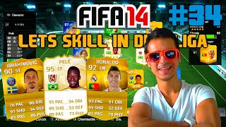 FIFA 14 : Ultimate Team - Let's Skill in die 1. Liga #34 [FACECAM] ABSCHIEDS SPECIAL FOLGE !! HD